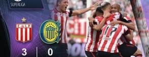 Estudiantes 9:1 Rosario Central