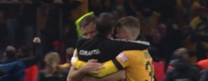 Hertha Berlin 2:1 Dynamo Drezno
