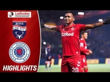 Ross County 1:0 Rangers