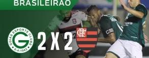 Goias 2:2 Flamengo