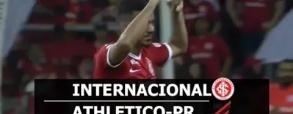 Internacional 1:1 Atletico Paranaense