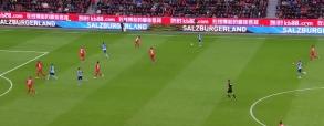 Bayer Leverkusen 1:2 Borussia Monchengladbach