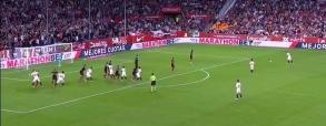 Sevilla FC 1:1 Atletico Madryt