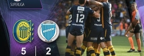 Rosario Central 5:2 Godoy Cruz