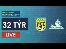 Tobol 0:1 FC Astana