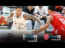 Lyon-Villeurbanne 95:70 Elan Chalon