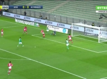 Saint Etienne 1:0 AS Monaco