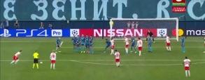 Zenit St. Petersburg 0:2 RB Lipsk