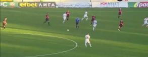 Slavia Sofia 1:1 Lokomotiw Płowdiw