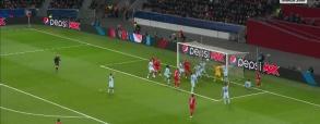 Bayer Leverkusen 2:1 Atletico Madryt