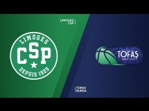 Limoges 91:73 Tofas