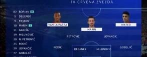 Crvena Zvezda Belgrad - Tottenham Hotspur