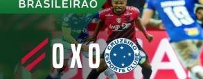 Atletico Paranaense 0:0 Cruzeiro