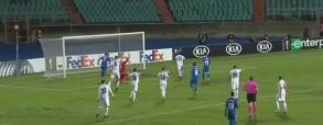 Dudelange 2:5 Sevilla FC