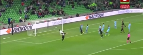 FK Krasnodar 3:1 Trabzonspor
