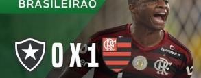 Botafogo 0:1 Flamengo