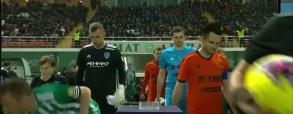 Achmat Grozny 0:0 Urał Jekaterynburg