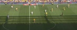 Australia 2:1 Chile