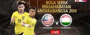 Malezja 1:0 Tadżykistan