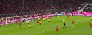 Bayern Monachium 4:0 Borussia Dortmund