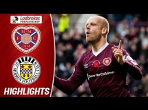 Hearts 1:4 St. Mirren