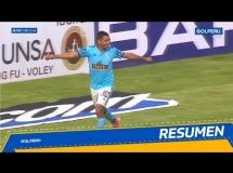 Melgar 2:3 Sporting Cristal