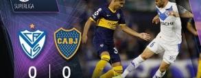 Velez Sarsfield 1:0 Boca Juniors