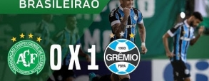 Chapecoense 0:1 Gremio