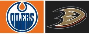 Anaheim Ducks 2:6 Edmonton Oilers