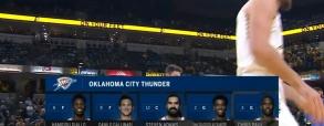 Indiana Pacers 85:111 Oklahoma City Thunder