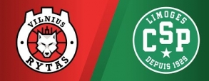 Lietuvos Rytas 90:67 Limoges