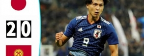 Kirgistan 4:3 Japonia