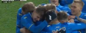 Ukraina 1:0 Estonia