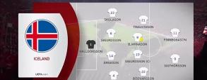 Turcja 0:0 Islandia
