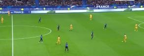 Francja 2:1 Mołdawia