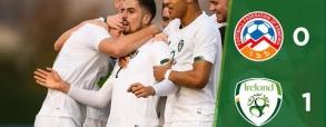 Armenia U21 0:1 Irlandia U21
