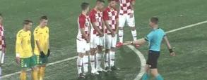 Litwa U21 1:2 Chorwacja U21
