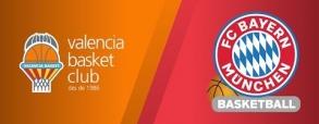 Valencia Basket - Bayern Monachium