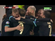 Austria 2:1 Macedonia