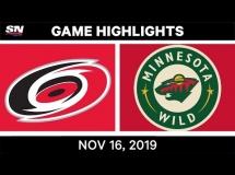 Minnesota Wild 1:1 Carolina Hurricanes