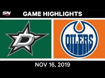 Edmonton Oilers 4:4 Dallas Stars