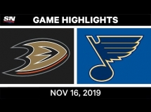 St.Louis Blues 1:4 Anaheim Ducks