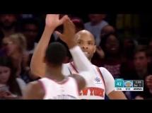 New York Knicks 102:103 Charlotte Hornets