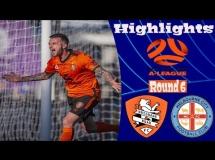 Brisbane Roar 3:4 Melbourne City