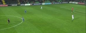 Mołdawia 1:2 Islandia