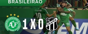 Chapecoense 1:0 Ceara