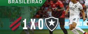 Atletico Paranaense 1:0 Botafogo