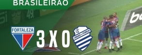 Fortaleza 3:0 CSA