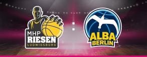 Ludwigsburg 81:77 ALBA Berlin