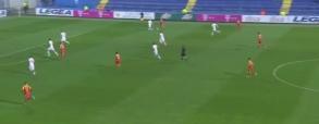 Czarnogóra 2:0 Białoruś
